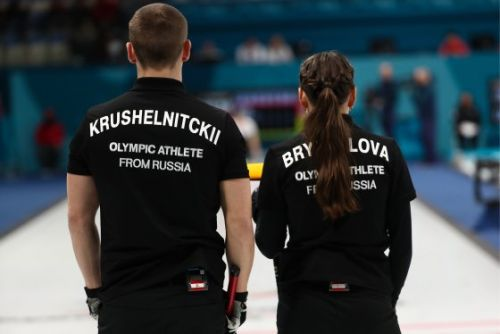 An Olympic Doping Scandal in Curling - Yes, Curling - Could Have Big Consequences for Russia