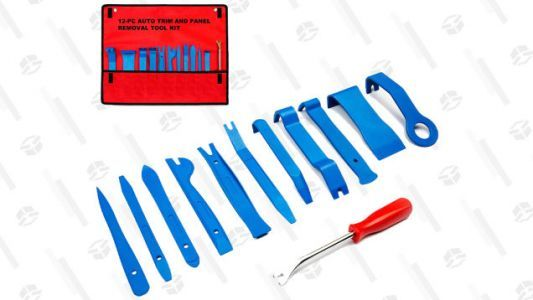 This Handy Little Car Tool Set Has Never Been Cheaper