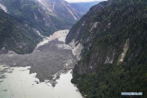 China's Sichuan evacuates 17,000 from barrier lake