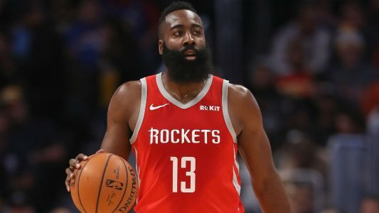 Rockets star James Harden matches Wilt Chamberlain with historic performances