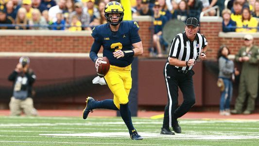 Shea Patterson can lead Michigan to Big Ten success if Jim Harbaugh puts more trust in QB