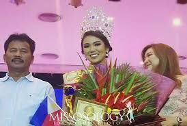 Zara Carbonell wins Miss Tourism Worldwide 2018