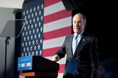 Mike Bloomberg's campaign has tapped former network executives with ties to late night comedians and professional athletes to drum up support in pop culture
