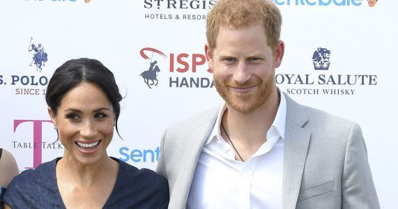 Prince Harry and Meghan Markle's New Dog Is Allegedly Causing Problems At The Palace