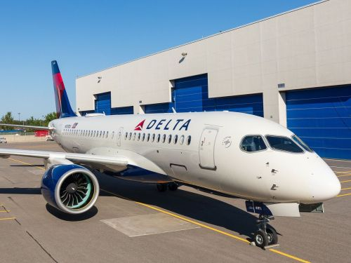 Delta can't put its new Airbus jets into service because FAA inspectors have been sent home during the government shutdown