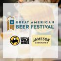 Brewers Association Sells Top GABF Sponsorships to Buffalo Wild Wings, Jameson