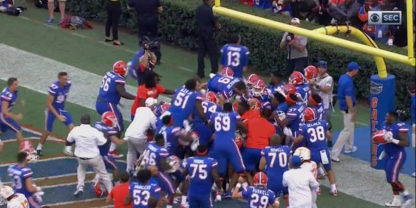 Florida beats Tennessee with incredible last-second Hail Mary touchdown