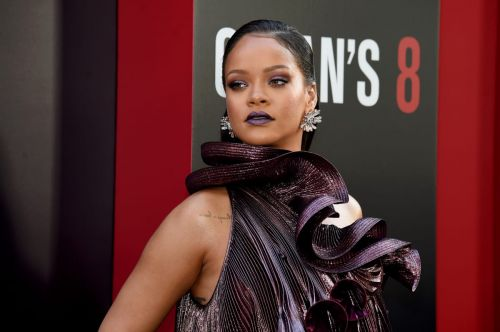 Report: Rihanna and LVMH Are Teaming Up for a Luxury Fashion Line