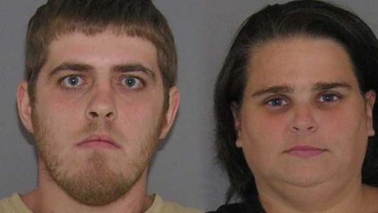 Police: Couple bound, gagged and taped twin 4-year-olds to wall