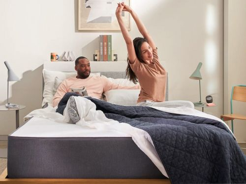 Casper's new hybrid mattress has a firmer feel, better edge support, and eco-friendlier materials than previous versions - sleeping on it helps relieve my lower back issues