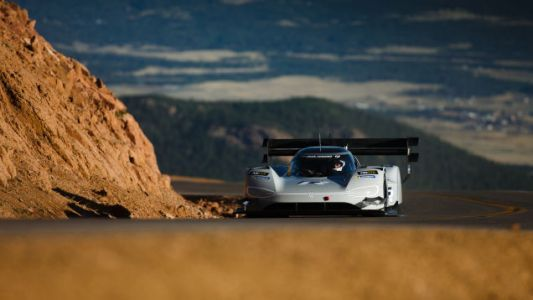 Hell Yeah Volkswagen is Taking Its Electric I.D. R to Break Records at the Nurburgring
