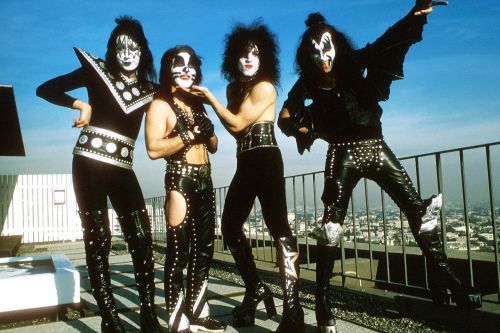 The wild history of Kiss - and how they almost never made it out of Queens