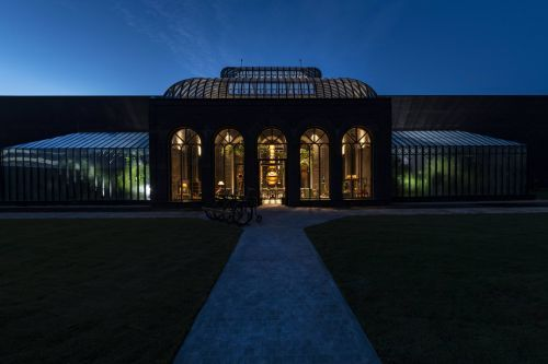 Hendrick's Just Unveiled Its New $17 Million 'Gin Palace'