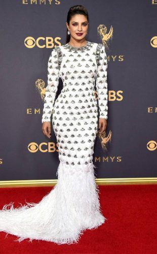 Best Dressed on the Emmys Red Carpet 2017