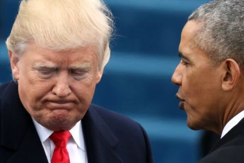 Trump's mockery of Obama for his response to Crimea backfires with a new Ukraine crisis