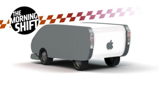 Apple's Autonomous Car Apparently Only Works For Almost a Mile at a Time