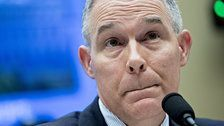 Scott Pruitt Faces New Accusations Of Ethical Lapses Over EPA's Climate Rule Repeal