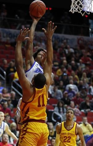Iowa State rallies past Drake 77-68