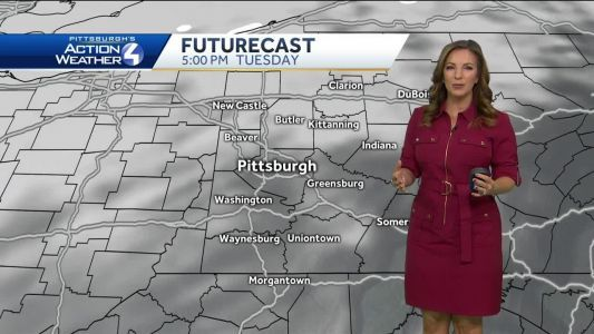 Cold start to the week, more snow on the way
