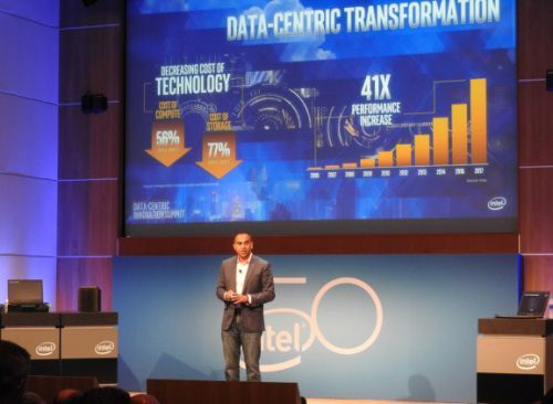 Intel's AI chip business hits $1 billion a year, with target of $10 billion by 2022