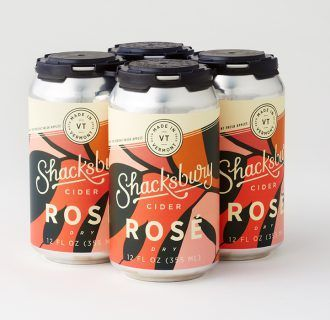Drink of the Week: Shacksbury Rosé Cider