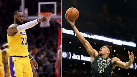 NBA All-Star 2019: Team LeBron vs. Team Giannis by the numbers