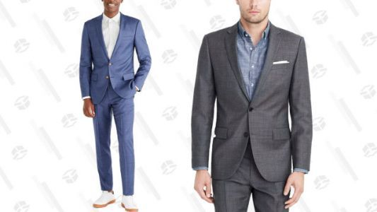 Upgrade Your Interview Garb with 50% off Office-Ready Styles at J. Crew