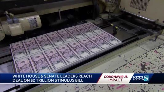 COVID-19 Impact: Business professor details $2 trillion stimulus bill