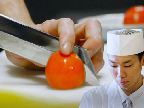 Watch: The New York Chef Serving an Entirely Vegetarian Omakase