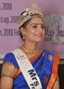 Jorhat's Sonia Sarda to represent India in Mrs. Tourism Queen International in Kuala Lumpur
