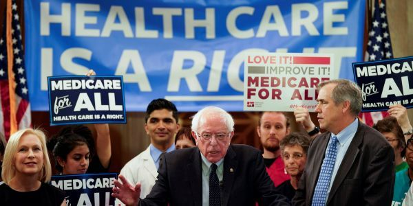 Democrats are clashing over how to fix US health care. Here are the 7 key terms you need to know