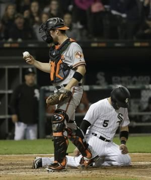 Machado hits 15th homer as Orioles edge White Sox 3-2
