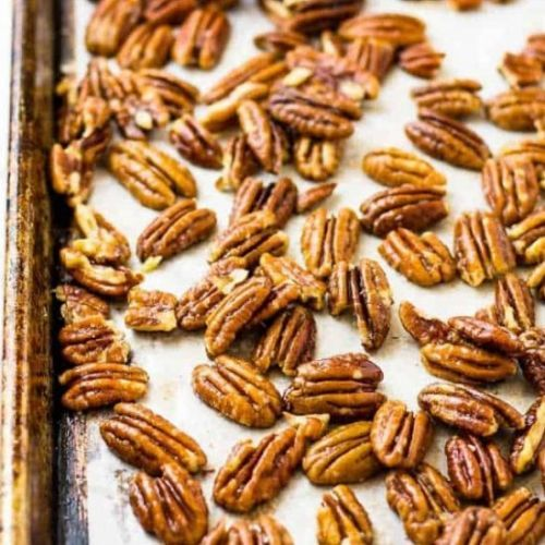 Perfectly Toasted Pecans