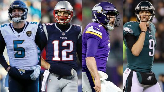 NFL playoffs: Picks, predictions for AFC, NFC championships