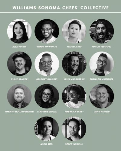 Meet the 2020 Chefs and Bar Experts We're Most Excited About