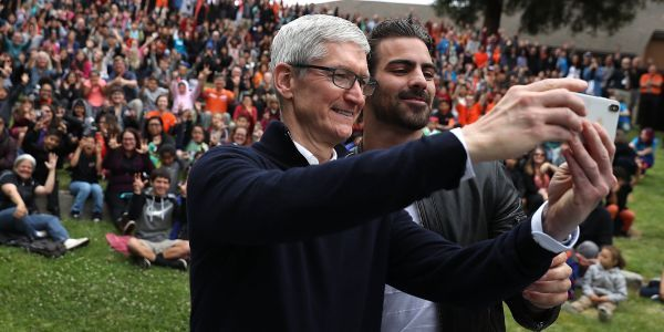 The new version of iOS is the strongest sign yet that Apple finally believes 'the customer is always right'