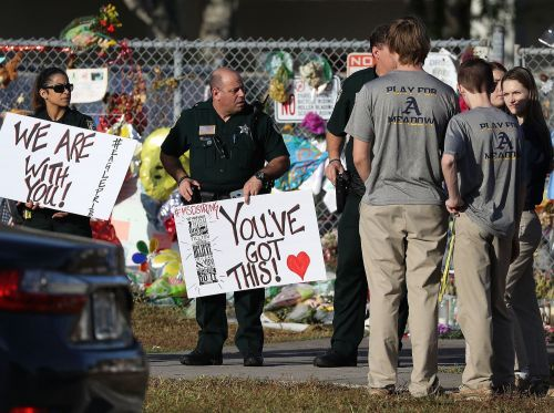 Florida shooting suspect's brother detained for trespassing at school, given $500,000, not standard $25 bond