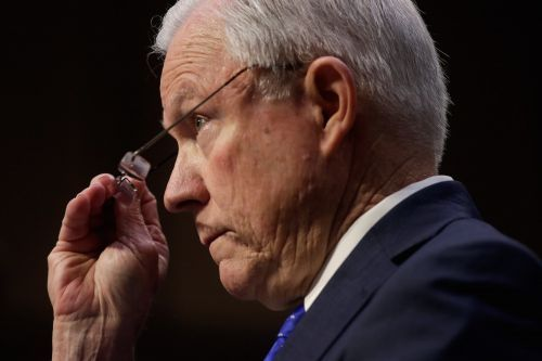 Jeff Sessions says it would be 'healthy' to have 'more competition' among medical marijuana growers for research