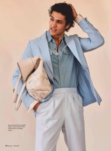 Spring Fever: Francisco Henriques for Esquire México