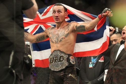 Tony Ferguson, Al Iaquinta and others react to Holloway vs Poirier interim title fight at UFC 236