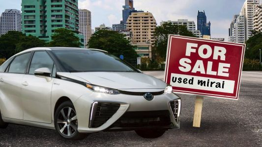 $15,000 Free Fuel For A $20,000 Used Toyota Mirai? Here's What's Going On