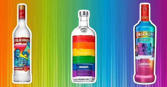 How Did Vodka Become the Spirit of Pride?