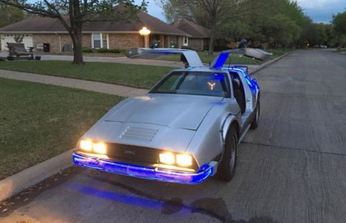 At $15,000, Would You Go Brick to the Future in This Custom 1975 Bricklin SV-1?