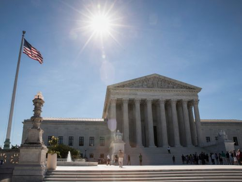 The Supreme Court will decide this week whether a California law violates the free speech of staff 'crisis pregnancy centers' - which critics say trick women not to get abortions