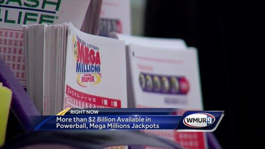 Nashua store sells $1 Million lottery ticket