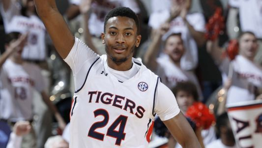 Auburn's Anfernee McLemore suffers gruesome dislocated ankle