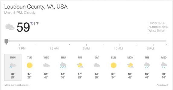 Loudoun Wineries Brace for Frost on Tuesday