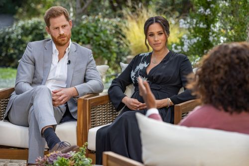 Palace insiders dubbed Meghan Markle, Prince Harry interview 'Moperah'