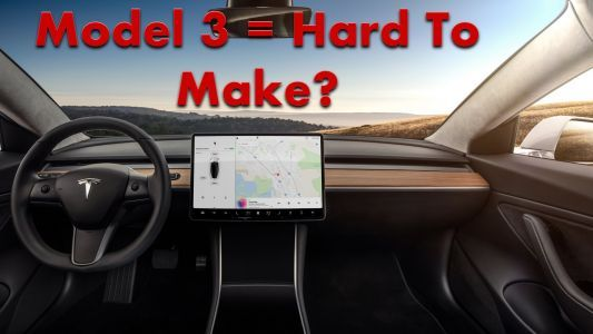 Why Tesla Model 3 Production Is Harder Than Tesla Had Planned