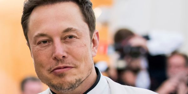 Tesla's stock is getting crushed after two executives jump ship and CEO Elon Musk smokes weed